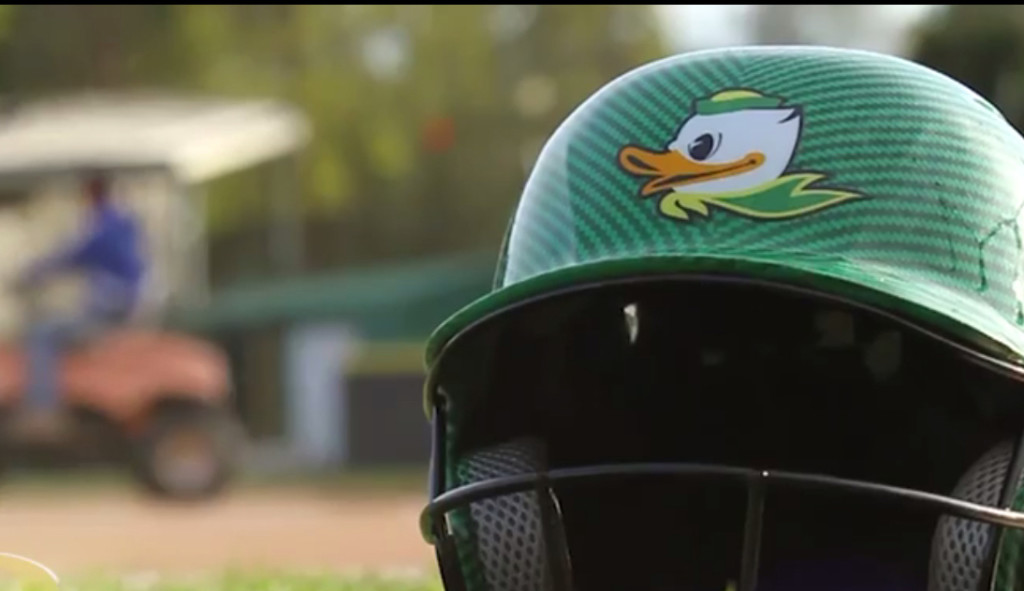 Oregon Batting Helmet